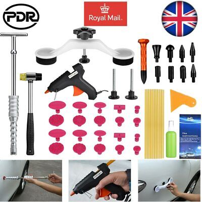 PDR Tools Auto Body Dent Puller Paintless Hail Repair Removal Puller Bridge Glue