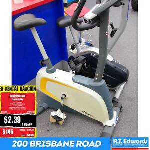 Healthstream Exercise Bike Booval Ipswich City Preview