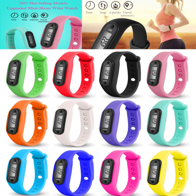 Digital Multi-function LED Sport Electronic Wrist Watch For