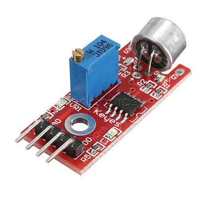 2pcs 5v Sensitive Sound Microphone Sensor Detection Module For Arduino Avr Pic