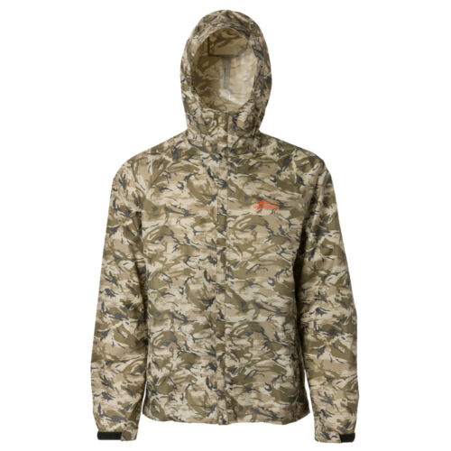 Grundens Weather Watch Hooded Jackets - Refraction Camo