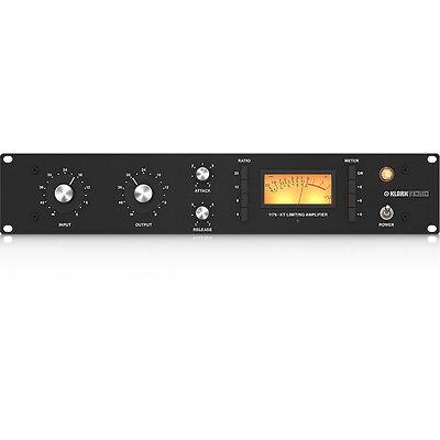 - Klark Teknik 1176-KT Single Channel FET-style Classic Live Studio Compressor