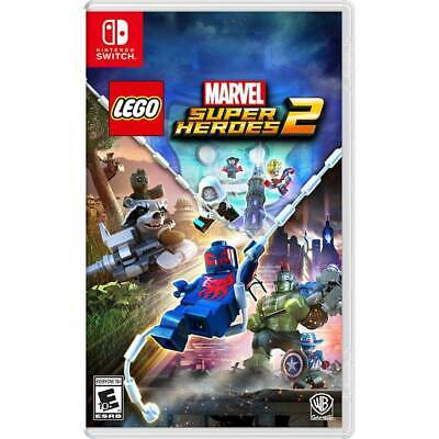 LEGO Marvel Super Heroes 2 Standard Edition - Nintendo Switch