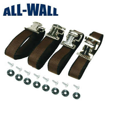 Dura-stilt Foot Arch And Toe Strap Replacement Kit 278 - For Drywallpainting