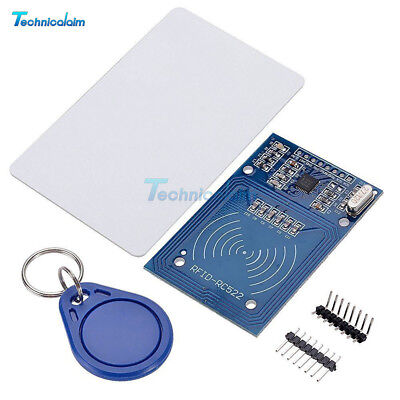 RC522 RFID Reader IC Card Antenna Module Tag SPI Interface Read Write Proximity Proximity Card Reader