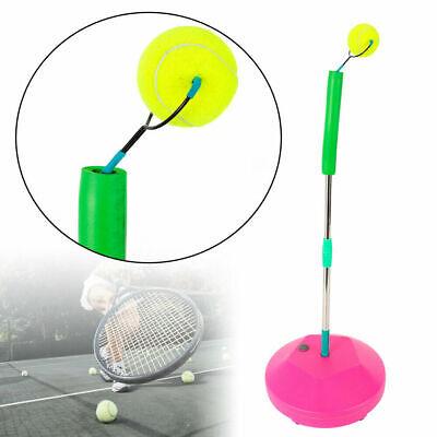 Bouder Badminton Trainer Set Base Portable Training Tool Practice Machine Rebound for Family Outdoor Games Badminton Beginner Self-Study