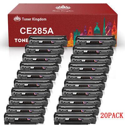 20 Pack CB435A 35A Toner Fits HP LaserJet P1005 P1006 P1002 P1003 P1004 (Hp 35a Laserjet)