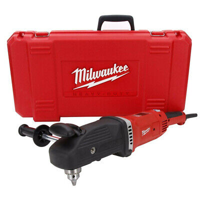 Milwaukee 12 Super Hawg Two-speed Drill Kit 1680-81 Reconditioned
