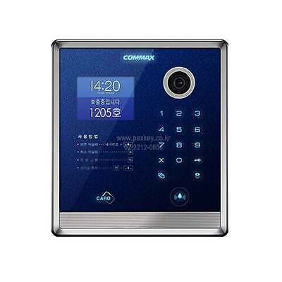 "Commax DRC-703LC/RF 3.5"" LCD Smart Home Security Lobby Phone Passcode RFID Card"