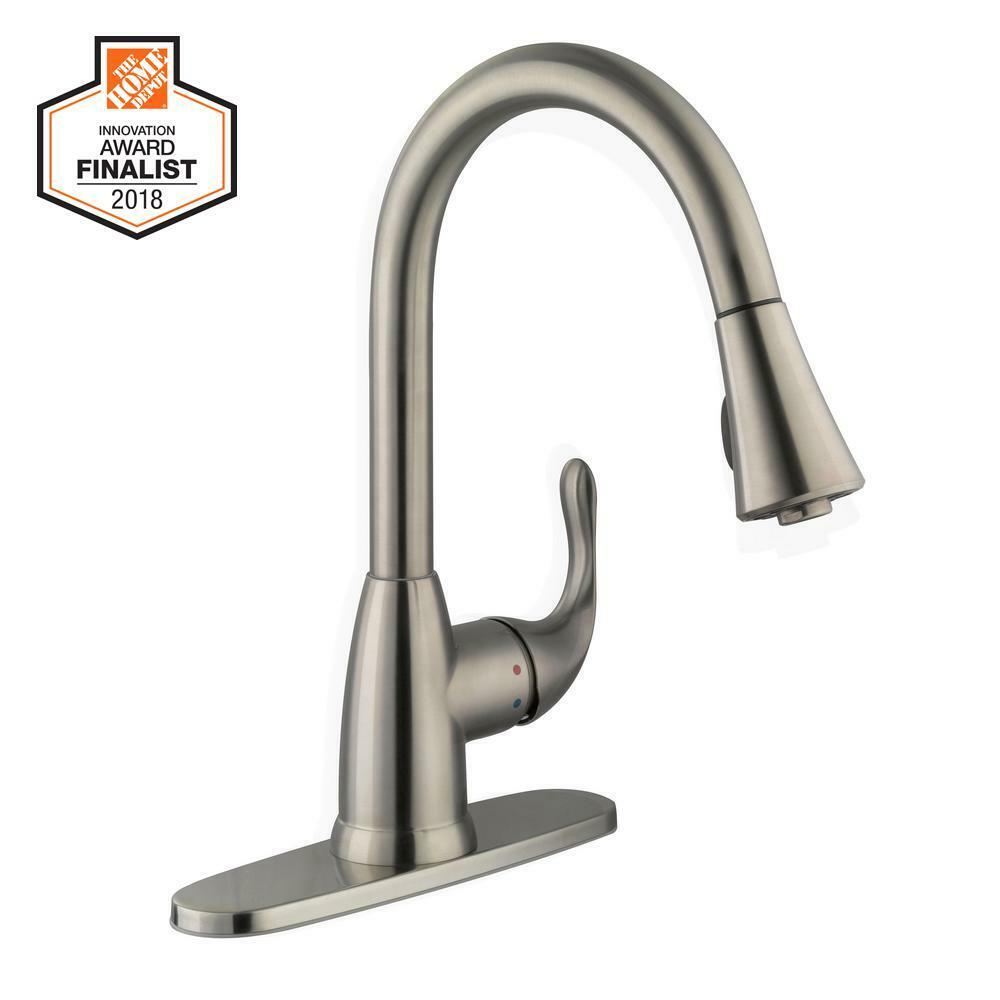 Glacier Bay Pull Down Kitchen Faucet PARTS ONLY Mod: 883432