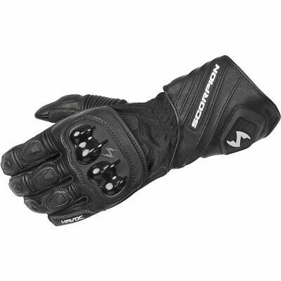 Scorpion Mens Havoc Gauntlet Motorcycle Glove - Black - Size: Medium ()