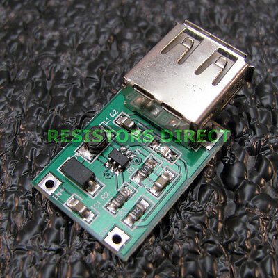 Dc 3v To 5v Usb Output Charger Step Up Power Module Dc-dc Boost Converter Y01