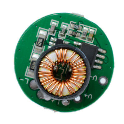 10w 20mm With Switch Flashlight Driver Board T6u2 Xm-l2u2 Led 3-12v