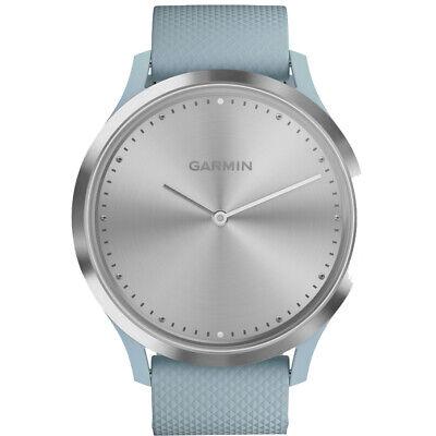 Garmin Vivomove HR Sport Silver with Sea Foam Silicone