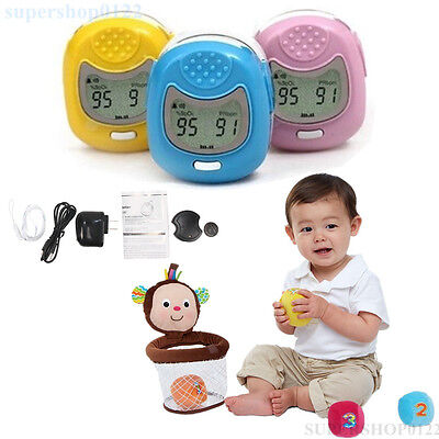 Child Infant Kids Children Fingertip Pulse Oximeterspo2 Monitooxymeter Cms50qa