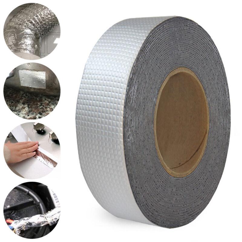 Super Butyl Seal Rubber Foil Tape 50mm x 5m