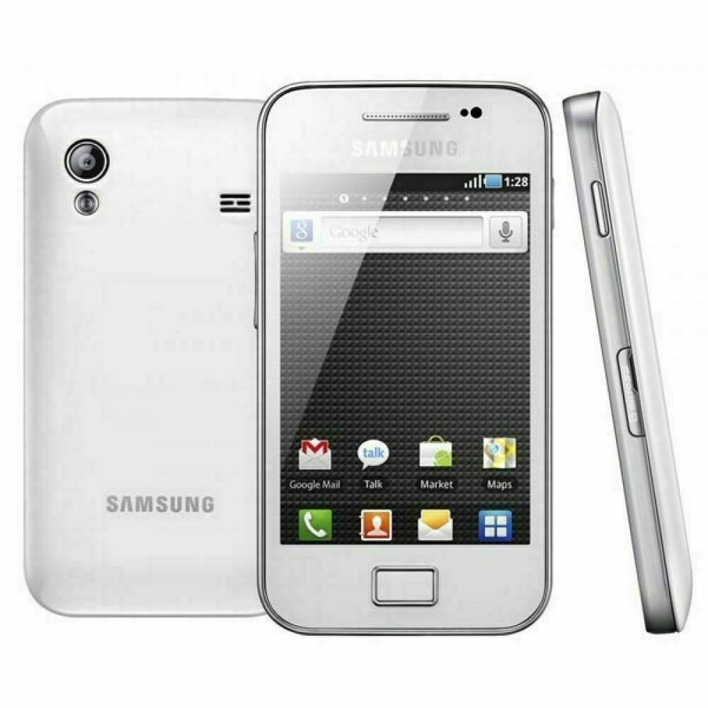 Android Phone - Brand New Samsung Galaxy Ace GT-5830i-BLACK WHITE-3G/Phone Only Deal/Warranty