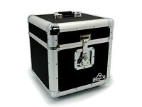 "Gorilla LP100 12"" Vinyl LP 12"" Record Box Storage Case - holds 100 albums"