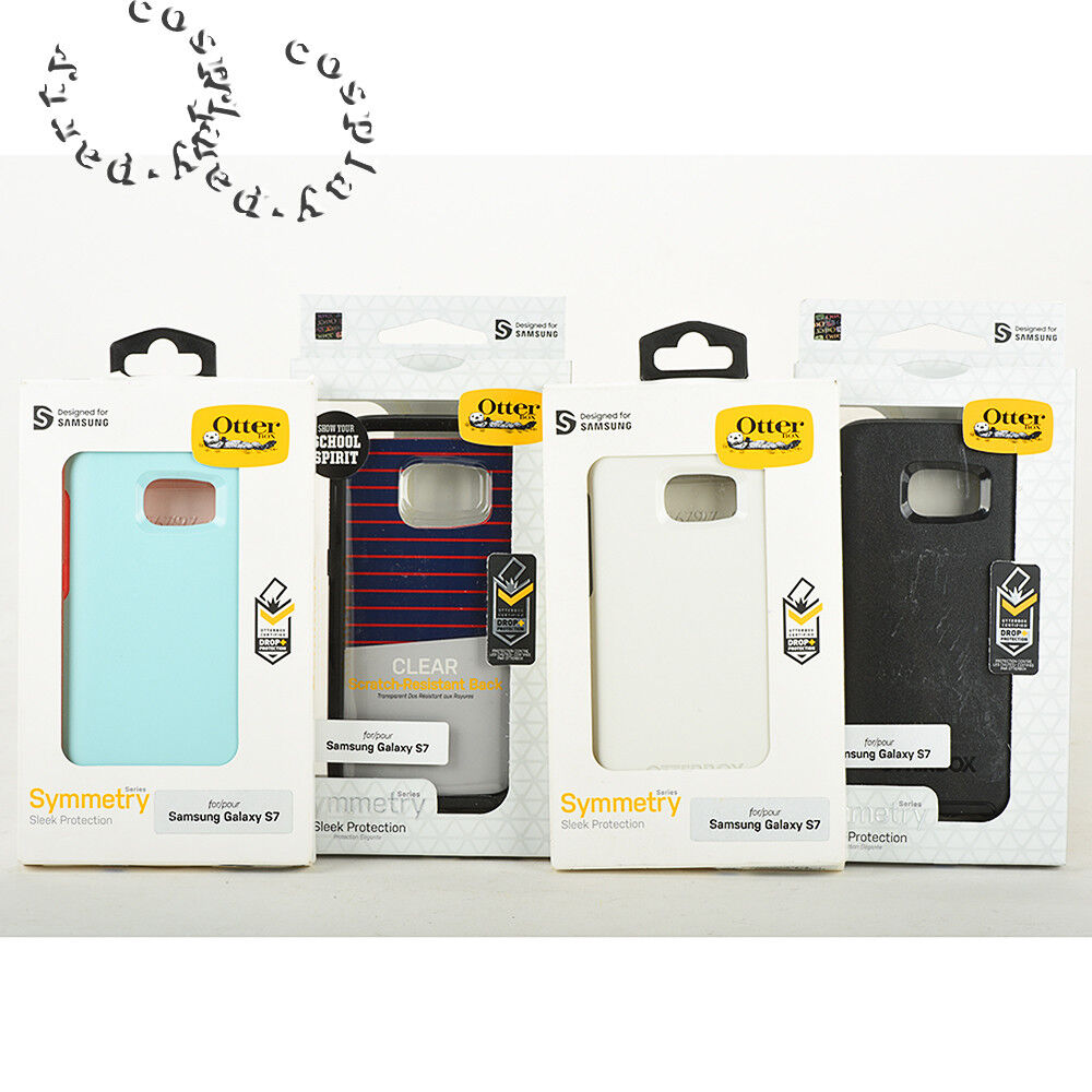 OtterBox Defender Symmetry Commuter Rugged Hard Case For Samsung Galaxy S7 New