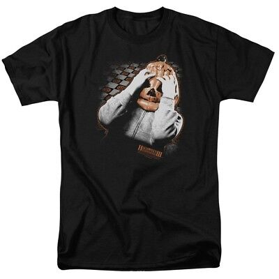 Halloween III Pumpkin Mask T-Shirt Sizes S-3X - Halloween Iii Pumpkin Mask