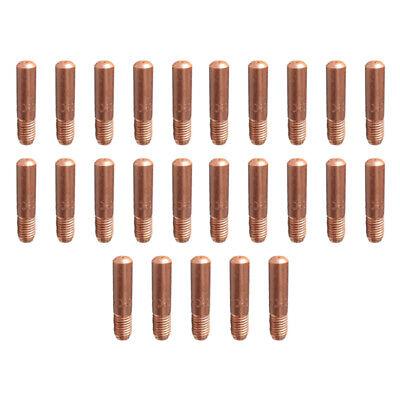 25-pk 000067 .030 Contact Tips For Miller Hobart Mig Welding Gun 000-067