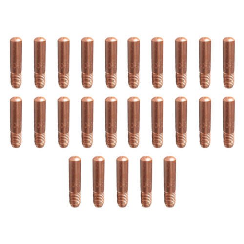 "25-pk 000067 .030"" MIG Welding Contact Tips for Miller Hobart 000-067"