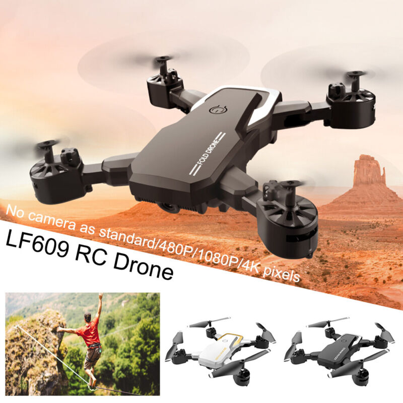 4K HD Drone X Pro WIFI FPV Camera 3 Batteries 3D Foldable Selfie RC Quadcopter