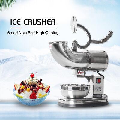 Elektrisch Eiszerkleinerer Eis-Crusher Eiscrusher Ice Zerkleinerer