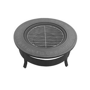 SALE:  Round 2 In 1 Multi-Purpose Outdoor Camping/Patio Fire Pit Melbourne CBD Melbourne City Preview