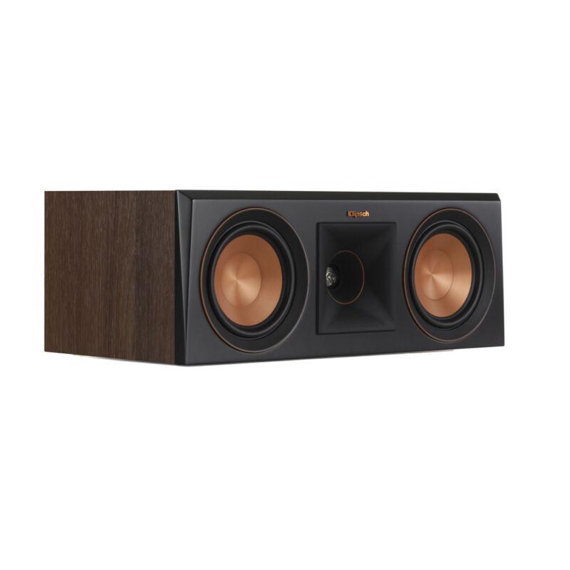 Klipsch Rp-500c Walnut Center Speaker - Each