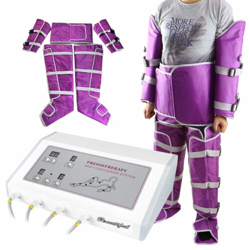 Pressotherapy Machine Slimming detox weight loss Massage APPARATUS Blanket