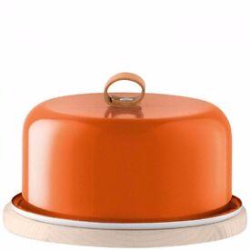 LSA International Cheese Board - Pumpkin Orange