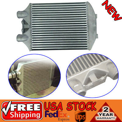 Aluminum FRONT MOUNT INTERCOOLER for All Seat Ibiza Mk4 VW Polo 9N3 Deeper 70mm