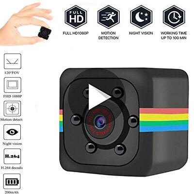 Mini Eye Micro COP Cam Newest SQ11 HD 1080P Security Camera Night Vision USA