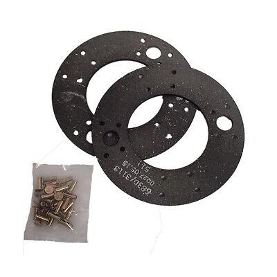 Brake Lining Kit Fits Case 480c 480c 470 580d 530 480d 570 580c 480b 430 580b 58
