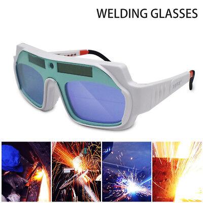 Auto Darkening Lcd Welding Glasses Solar Goggles Mask Helmet Arc Eye Protection