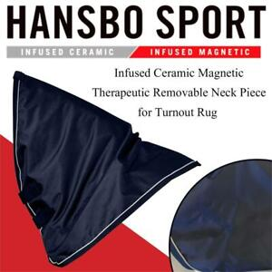 NEW Hansbo Sport 720162 Infused Ceramic Magnetic Therapeutic Turnout Rug 1680 D, 125cm/72 Condtion: New,  125cm/72