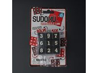 Sudoku Puzzle Cube, unopened