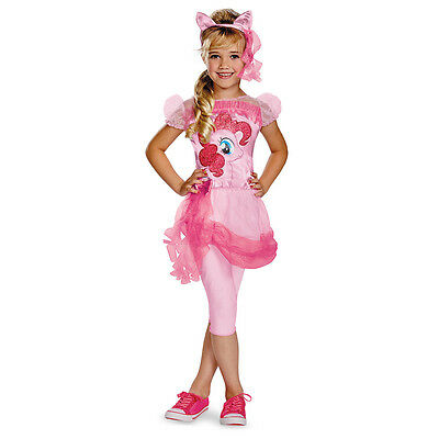 My Little Pony - Pinkie Pie Costume - My Little Pony Pinkie Pie Costume