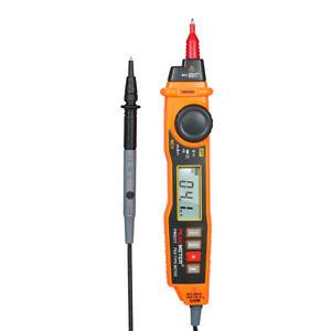 PEAKMETER Handheld Multimeter Backlight LCD Display Pen Type Digital O3D5