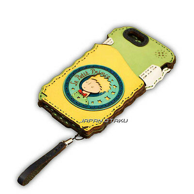 LIMITED iPhone6/6s Le Petit Prince LEATHER FINGER GRIPS CASE