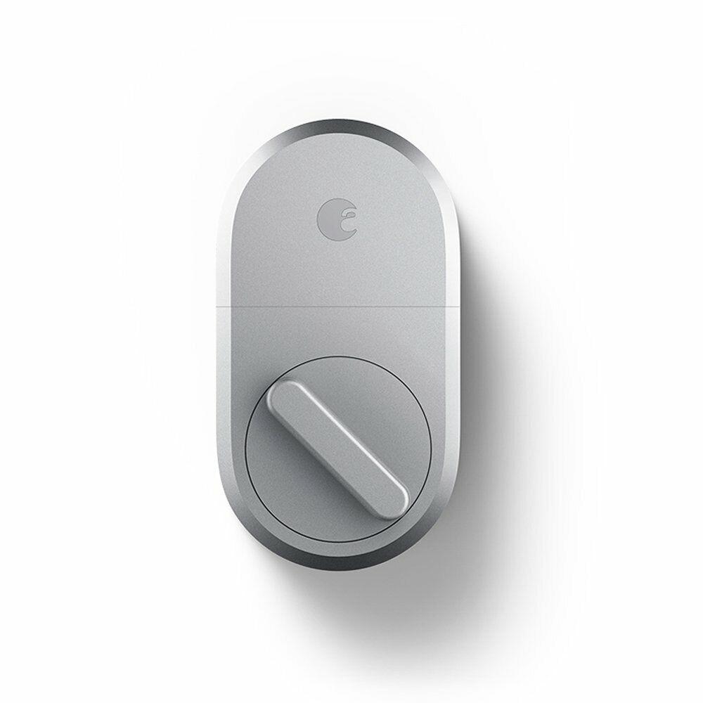 August - Smart Door Lock - Silver