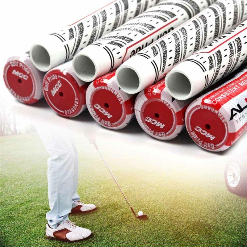 13x Golf Pride Grips Multi Compound MCC  ALIGN Standard Grey-Black-Red US New