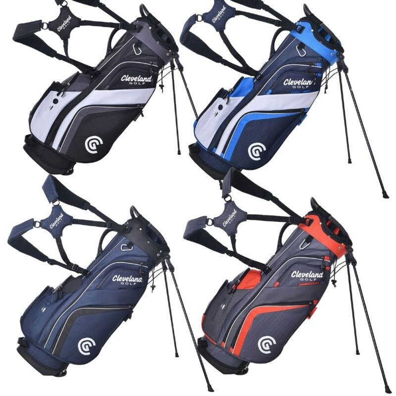 NEW Cleveland Golf 2021 Saturday Stand Bag 14-way Top - Pick the Color!!