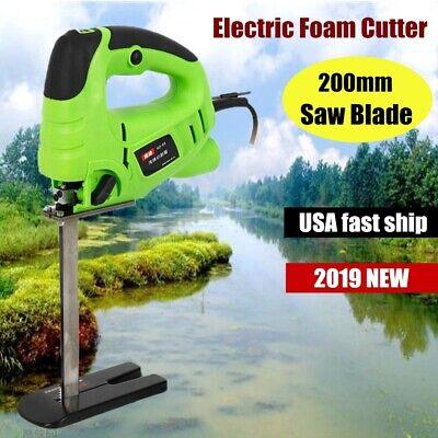 20cm 110v Handheld Electric Foam Cutter Foam Electric Cutting Machine Sponge New