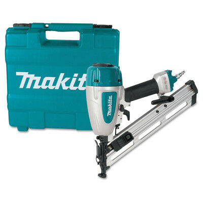 Makita 34-deg. 15-gauge 2-12 In. Pneumatic Angled Finish Nailer Af635 New