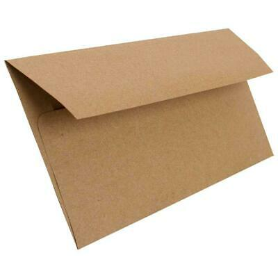 JAM Paper #10 Business Envelope - 4 1/8 x 9 1/2 Brown Kraft Paper Bag Recycled -