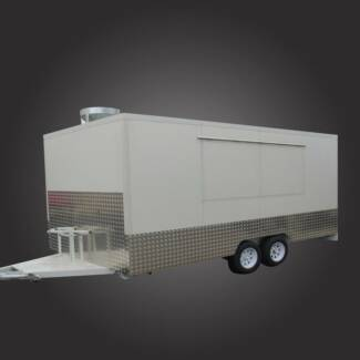 4.4m Long Food Van Trailer Campbellfield Hume Area Preview