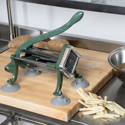 Choice 14 Potato French Fry Cutter With Suction Feet