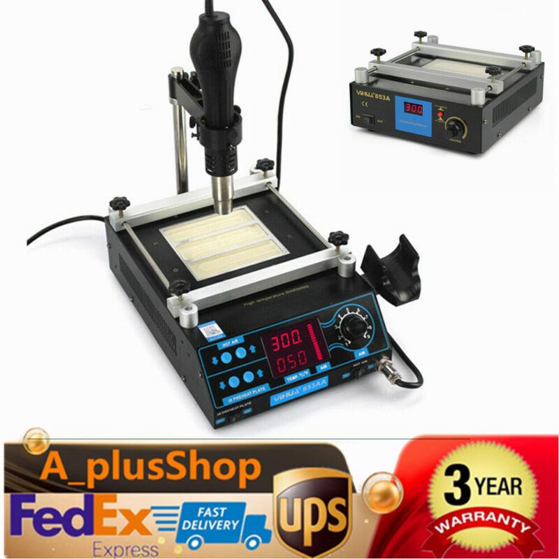 SMD PCB Preheater  Station Preheating Station Hot Plate 110V USA SHIP